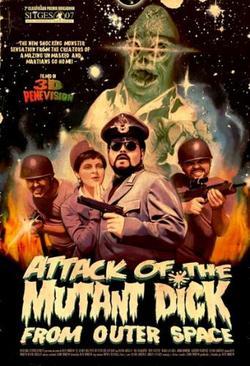 Нападение члена-мутанта из открытого космоса, 2007 - смотреть онлайн
