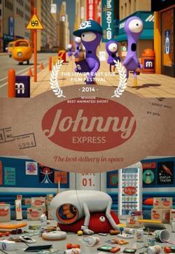 Джонни Экспресс, 2014 - смотреть онлайн