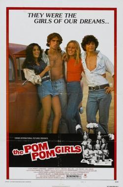 Девочки с помпонами, 1976 - смотреть онлайн