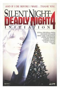 Инициация: Тихая ночь, смертельная ночь 4 , 1990 - смотреть онлайн