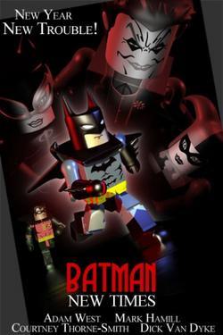 Бэтмен: Новые времена, 2005 - смотреть онлайн