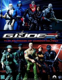 G.I. Joe: Вторжение на остров Кобры, 2009 - смотреть онлайн