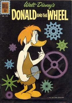 Donald and the Wheel, 1961 - смотреть онлайн