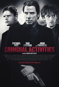 Преступная деятельность, 2015 - смотреть онлайн