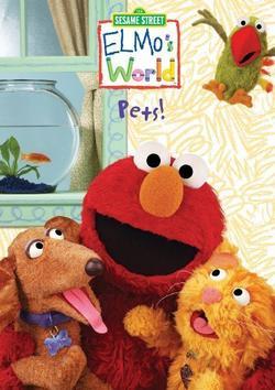 Elmo`s World: Pets!, 2006 - смотреть онлайн