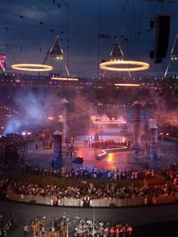 Церемония открытия летних XXX Олимпийских Игр, 2012 - смотреть онлайн