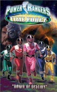 Power Rangers Time Force: Dawn of Destiny, 2002 - смотреть онлайн