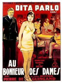 Дамское счастье, 1930 - смотреть онлайн