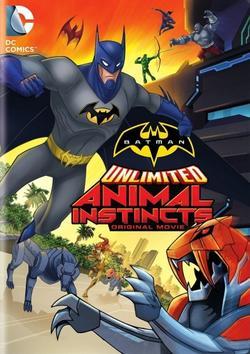 Безграничный Бэтмен: Животные инстинкты , 2015 - смотреть онлайн
