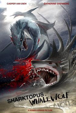 Акулосьминог против Китоволка, 2015 - смотреть онлайн