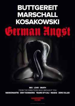 Немецкий страх, 2015 - смотреть онлайн