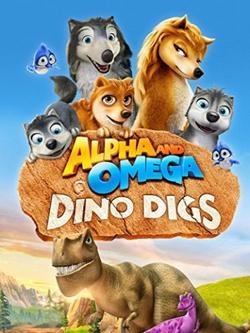 Альфа и Омега 6: Прогулка с динозавром, 2016 - смотреть онлайн