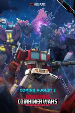 Transformers: Combiner Wars, 2016 - смотреть онлайн