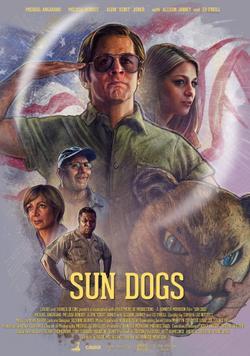 Солнечные псы, 2017 - смотреть онлайн