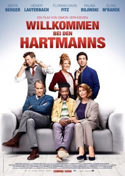 Добро пожаловать к Хартманнам, 2016 - смотреть онлайн