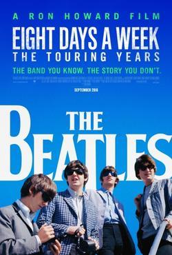 The Beatles: Восемь дней в неделю – Годы гастролей, 2016 - смотреть онлайн