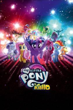My Little Pony в кино, 2017 - смотреть онлайн