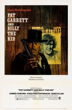Пэт Гэрретт и Билли Кид, 1973 - смотреть онлайн