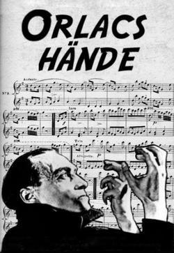 Руки Орлака, 1924 - смотреть онлайн