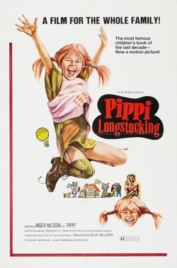 Пеппи Длинный чулок, 1969 - смотреть онлайн