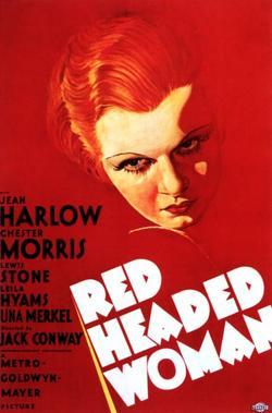 Женщина с рыжими волосами, 1932 - смотреть онлайн