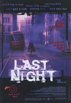 Последняя ночь, 1998 - смотреть онлайн