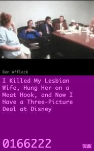 Я убил жену-лесбиянку повесил ее на мясной крюк и теперь у меня контракт с Диснеем на три фильма, 1993 - смотреть онлайн