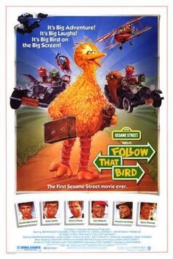 Улица Сезам представляет: Иди за той птицей, 1985 - смотреть онлайн