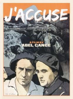 Я обвиняю J`accuse, 1919 - смотреть онлайн