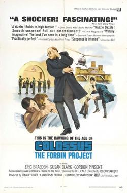 Колосс: Проект Форбина, 1970 - смотреть онлайн