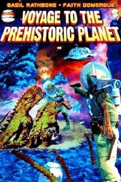 Путешествие на доисторическую планету, 1965 - смотреть онлайн