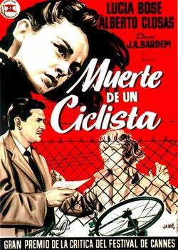 Смерть велосипедиста, 1955 - смотреть онлайн