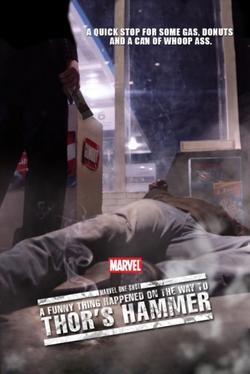 Короткометражка Marvel: Забавный случай на пути к молоту Тора, 2011 - смотреть онлайн