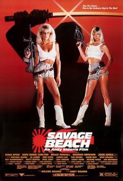 Дикий пляж, 1989 - смотреть онлайн
