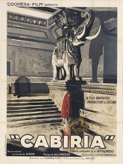 Кабирия, 1914 - смотреть онлайн