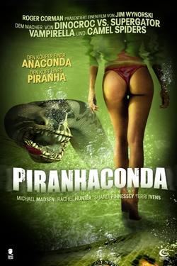 Пираньяконда, 2012 - смотреть онлайн